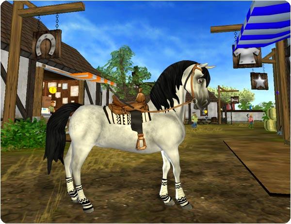 Snygg Cowboy-utrustning!