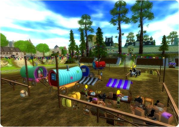 Ferdinands hästmarknad.