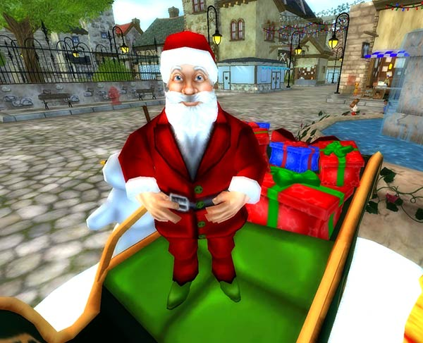 Santa Claus is ho-ho-hoping to see you in Jarlaheim!