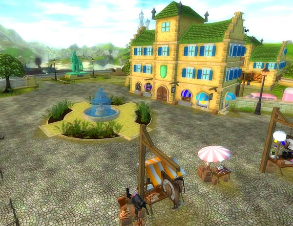 James og Co. gleder seg til å ønske dere velkommen til helt nye Fort Pinta!