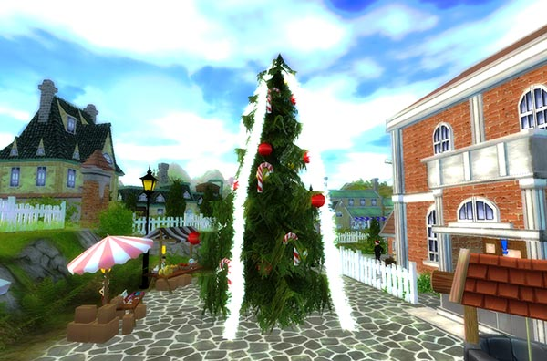 Christmas in Silverglade