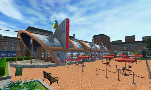 Leonardo's – Jorvik's finest ice cream!
