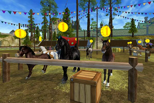New times at the Horse Market!
