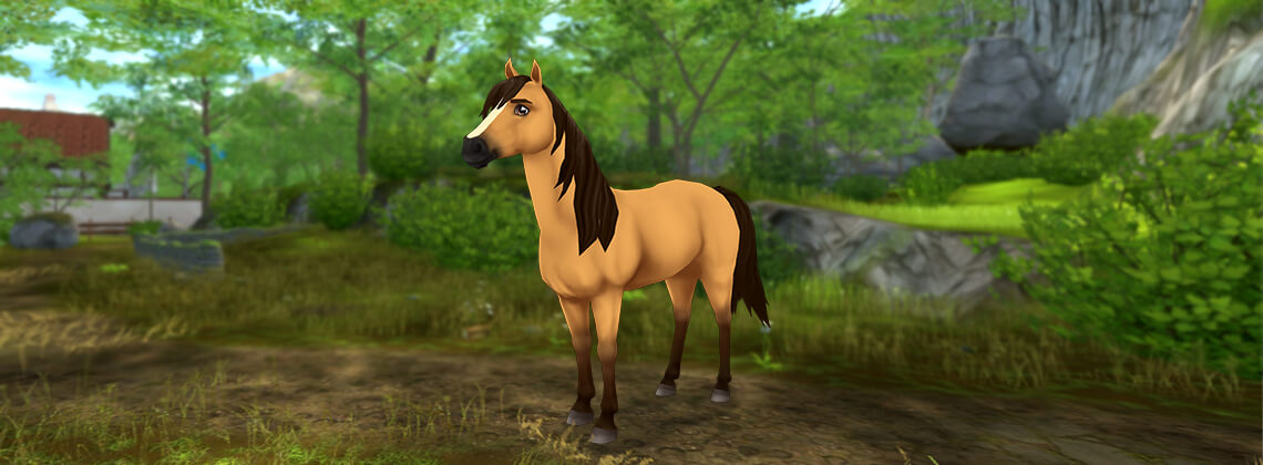 Find The Spirit Of Jorvik Star Stable