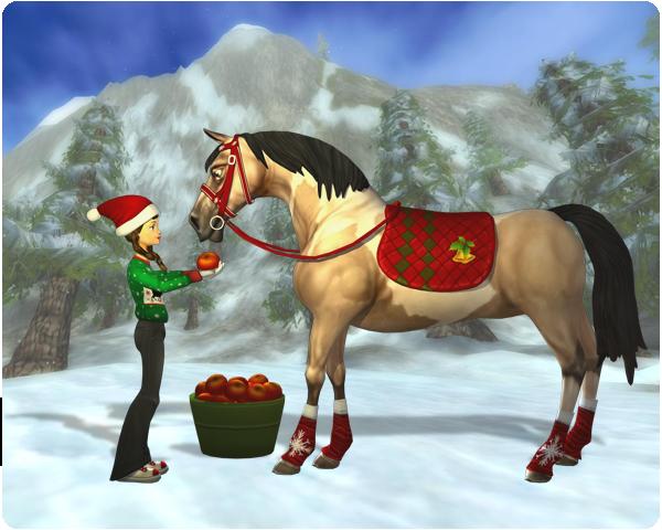 Pretty Christmas clothes!