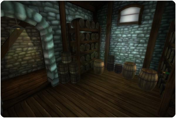 Mystiska ljud i källaren