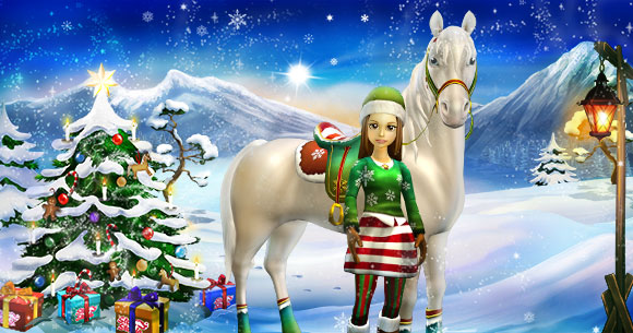 From coins to clothes: something for everyone this Christmas in the Star Stable Official Shop!