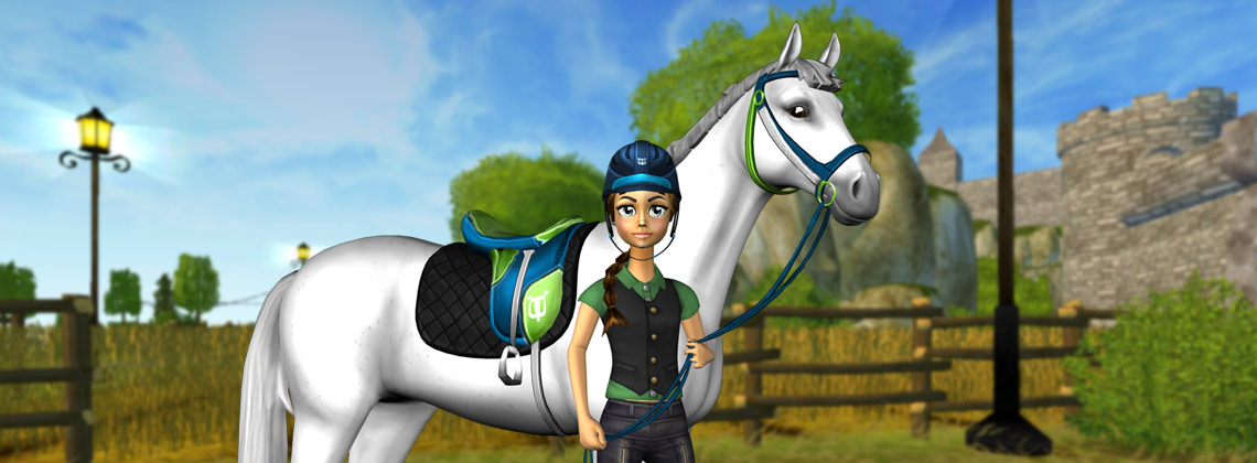 Star Stable Teasers - The Hanoverian